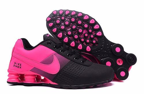 oferta importados zapatillas nike shox deliver nuevo