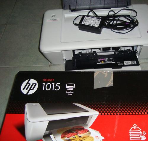 oferta impresora hp 1015 con sistema de tinta sin cartuchos