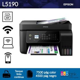 Oferta! Impresora Multifuncional Epson Ecotank L5190