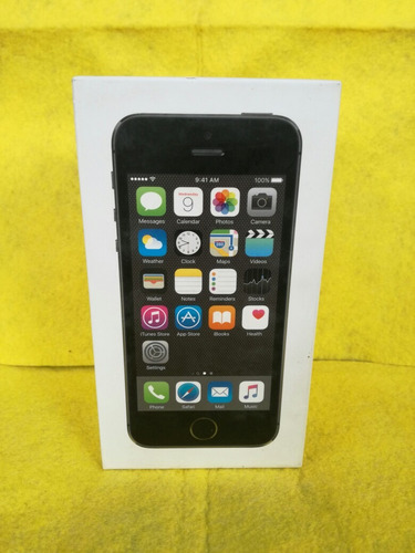 oferta iphone 5s de 16gb libre traido de usa