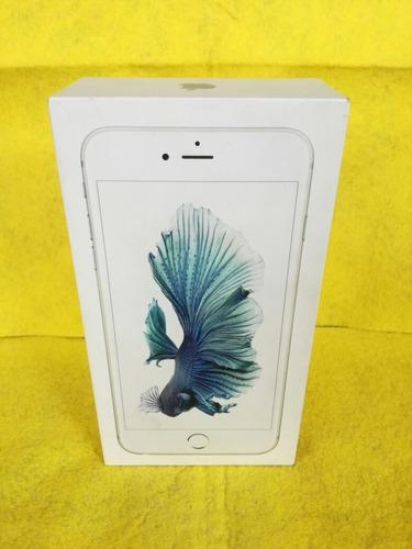 oferta iphone 6s plus de 16gb libre traido usa silver blanc
