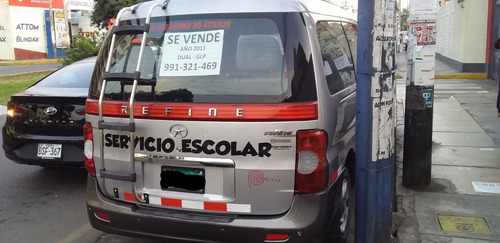 oferta jac refine dual glp minivan