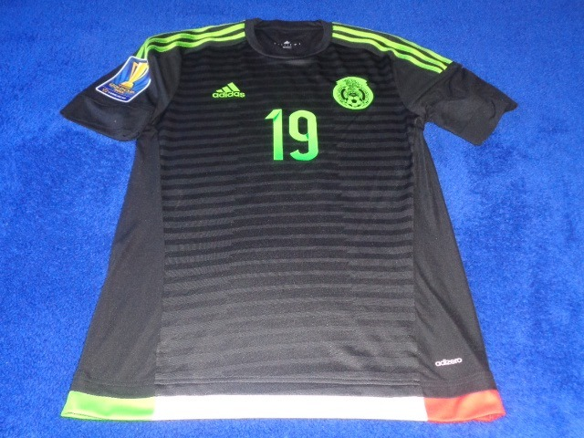 23760005a9df6 Oferta Jersey Seleccion Mexico Copa Oro Peralta 2015 -   1