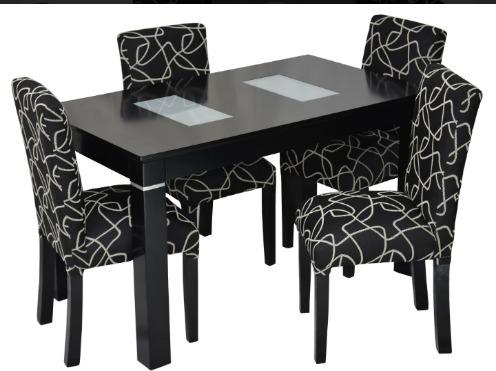 oferta juego de mesa de comedor más 6 sillas