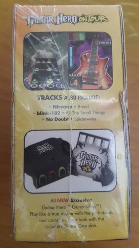 oferta juego guitar hero original para nintendo ds