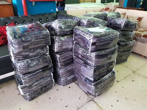 oferta juegos de sabanas con edredón mayor y detal importado