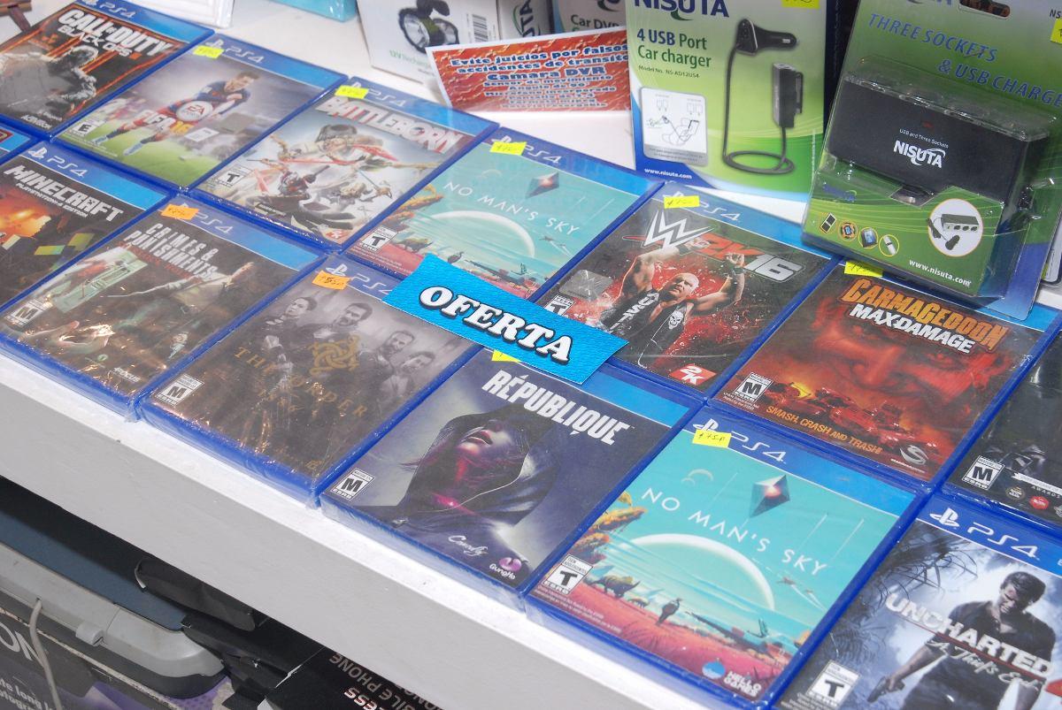 Oferta Juegos Nuevos Ps4 750 00 En Mercado Libre