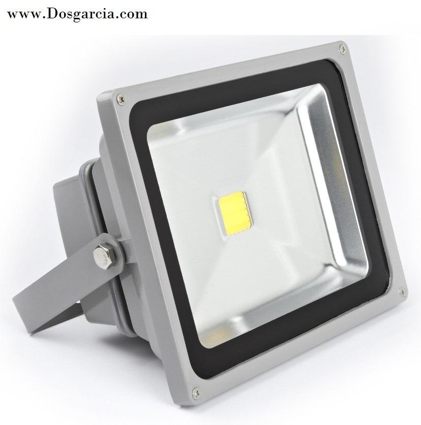 Oferta l mparas led de interior y exterior aprovecha for Lamparas led para exteriores