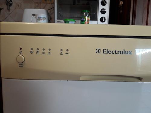 oferta!! lavavajillas electrolux! funciona perfectamente!