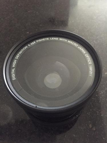 oferta lente fish eye profesional
