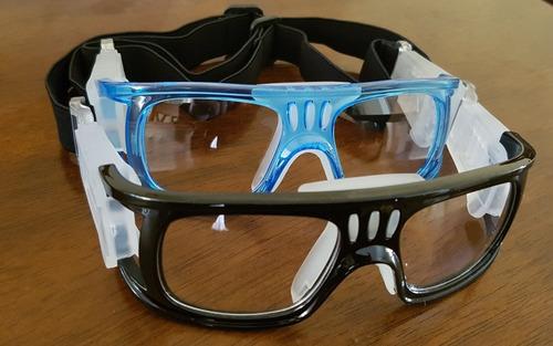 oferta! lentes ópticos para deportes: fútbol - básquetbol