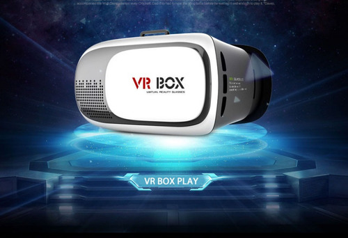 oferta lentes realidad virtual vr box 3d 2.0 +cont bluetooth