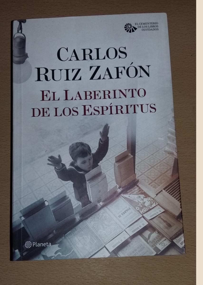 Oferta Libro El Laberinto De Los Espíritus Carlos Ruiz Zafón