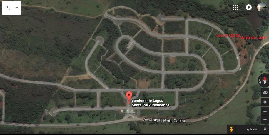 oferta: lote em condomínio fechado em lagoa santa