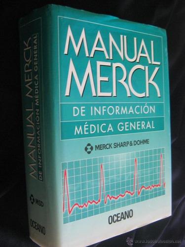 oferta manual merk de medicina  consulta