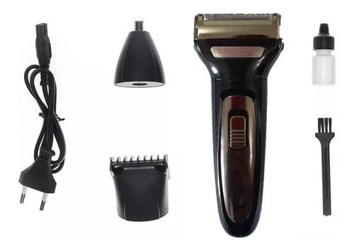 oferta maquina 3 en 1 afeita depiladora nasal cortador barba