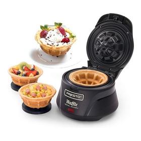 Oferta! Maquina Para Hacer Waffles Tipo Belga Canasta Wafle