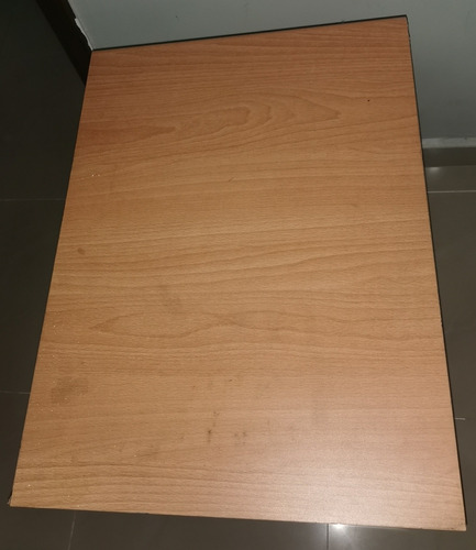 oferta! mesa para oficina u habitacion con ruedas y gavetas