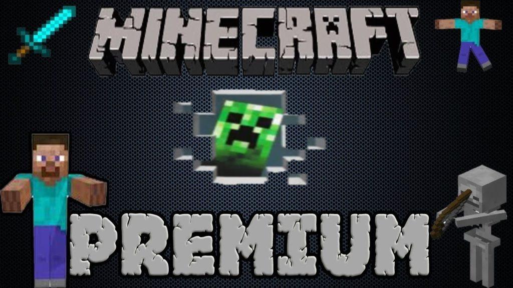 Resultado de imagen para Minecraft premium