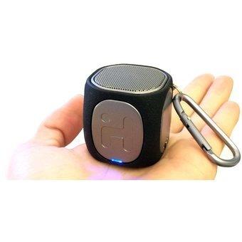 oferta mini bocina bluetooth ihome ibt55 negra envío gratis.