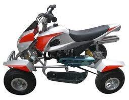 oferta mini cuatriciclo atv 49cc cesco sin garantía