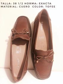 mejor sitio web a8b55 80e3e Zapatos Mocasin De Cuero Para Mujer - Ropa y Accesorios en ...