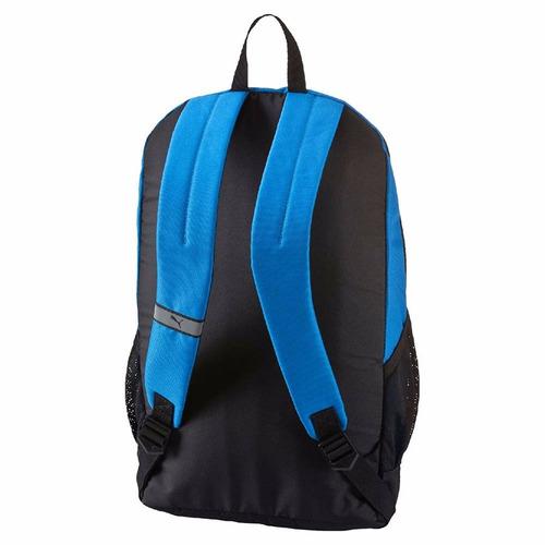oferta mochila puma original color azul nike adidas ndph