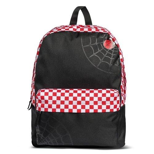 38213bf0da4d2 Oferta Mochila Vans Realm Backpack Spiderman -   450.00 en Mercado Libre