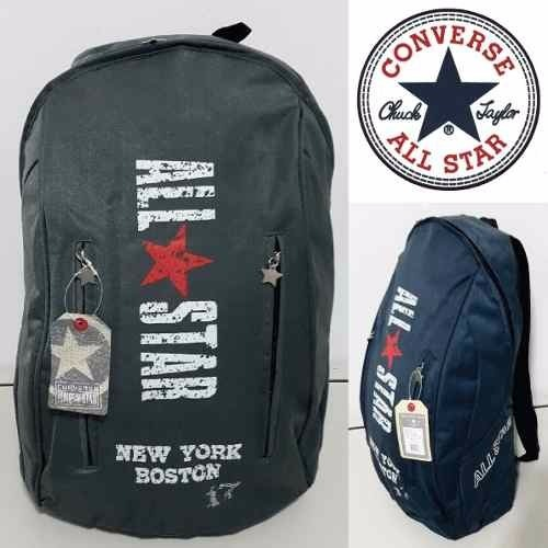 mochilas all star converse