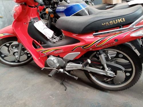 oferta moto pollerita 110 0km