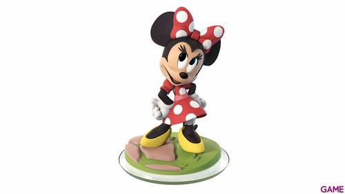 oferta navidad!! disney infinity 3.0 minnie mouse