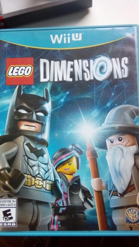 Oferta Navidad Juego Lego Dimension Para Wii U 2 450 00 En