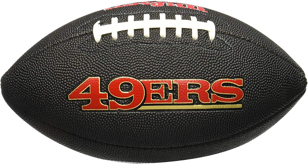 Oferta! Nfl Balón Juvenil San Francisco 49ers -   299.00 en Mercado ... ec46810c2a5