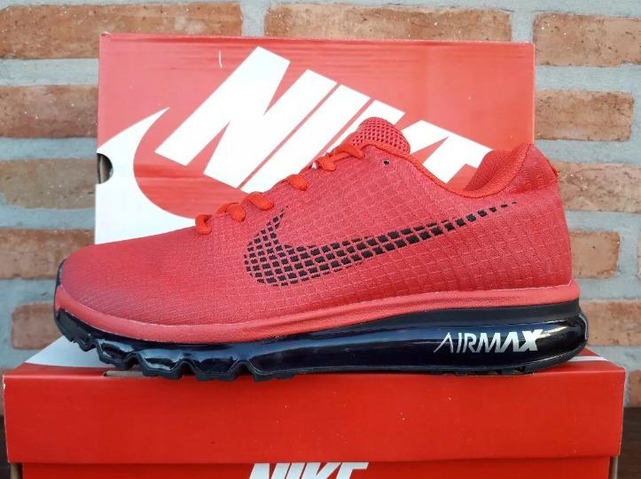 Nike Air Max 2018 rojas