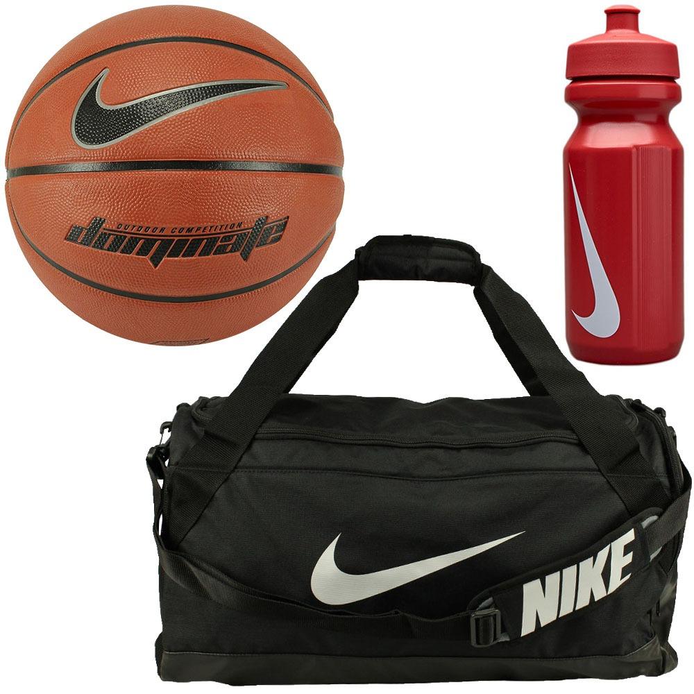 oferta nike bola basquete dominate 7+bolsa brasilia+ garrafa. Carregando  zoom. 802f0a2096662