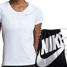 94343d310 Camiseta Academia Nike Feminina no Mercado Livre Brasil