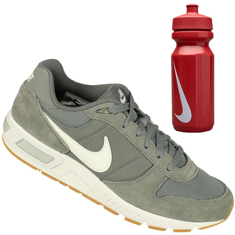 f51d62e31b5 oferta nike tênis nightgazer cinza+ garrafa vermelho fitness. Carregando  zoom.