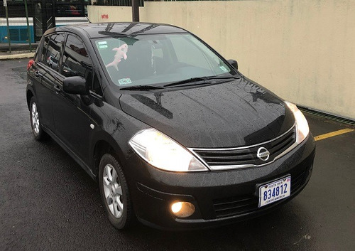 oferta nissan tiida full extras impecable