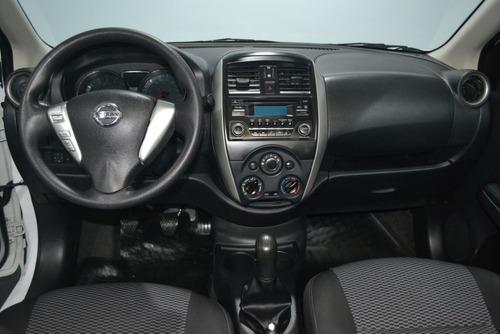 oferta -nissan versa 1.6 sense pure drive '17 -imolaaautos