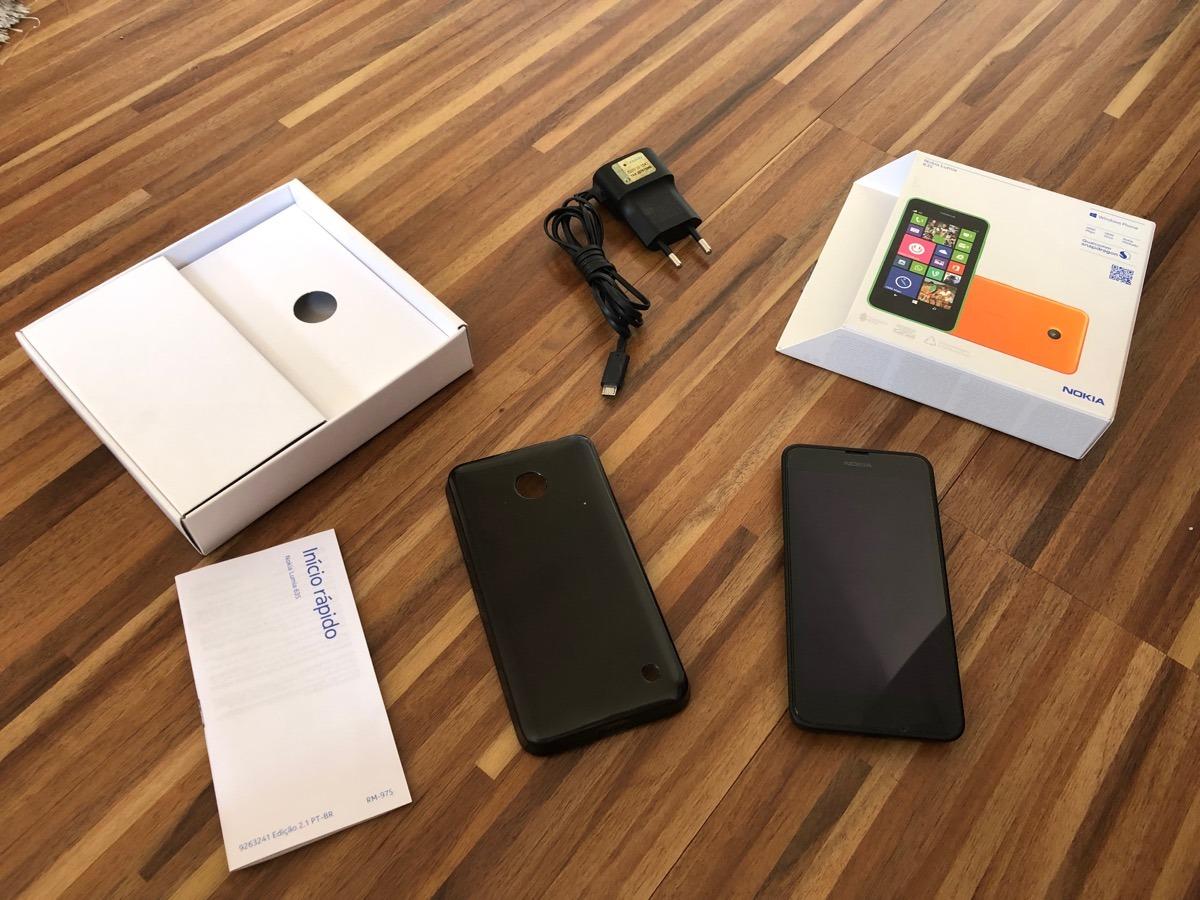 14b5bf163db Oferta: Nokia Lumia 635 Windows Phone Muito Pouco Utilizado - R$ 300 ...