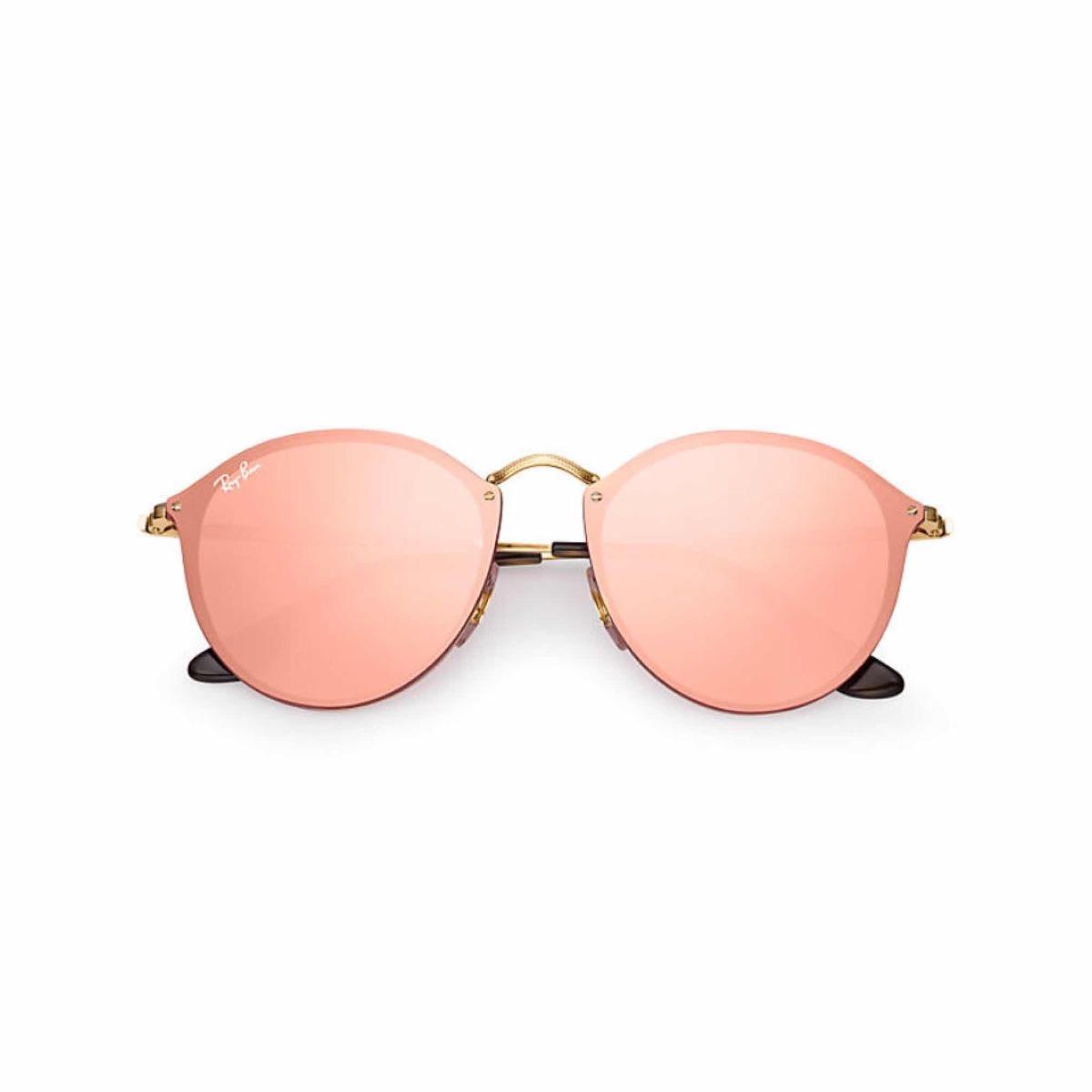 oferta - óculos ray ban blaze round rb3574n 001 e4 59-14. Carregando zoom. e68d29147d