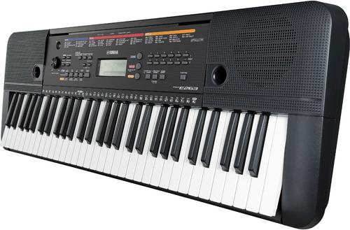 oferta organo electronico teclado yamaha psr e263  psr e-263