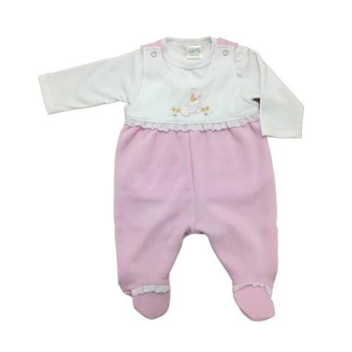 oferta overol bebe s/42 algodon pima y punto ingles
