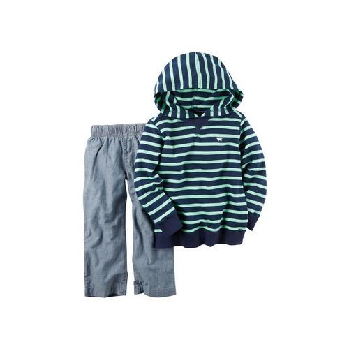 oferta pack 2 piezas carters eeuu polera bebés niños 9 meses