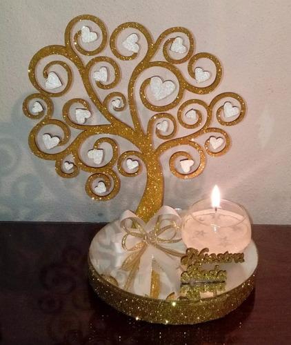 ¡¡¡¡¡oferta pack x15 centro de mesa árbol de la vida