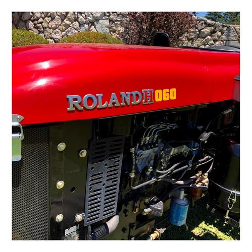 oferta pago en efectivo tractor roland h060 4x4 60hp
