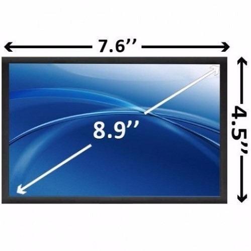 oferta pantalla led 8.9 40 pines acer one zg5 a150 752 usad