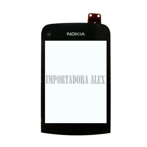 oferta!!! pantalla táctil touch screen nokia c2-02 calidad