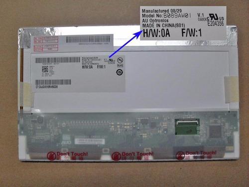 oferta pantallas led 8.9 40 pines acer one zg5 a150 752 usad