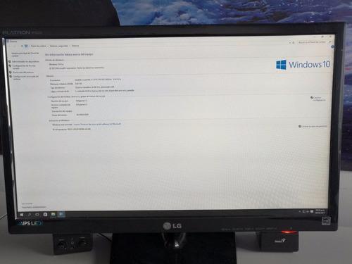 oferta! pc de escritorio para juegos o trabajo core i7